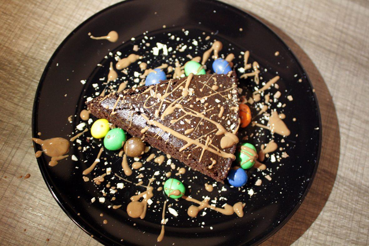 Mein veganer Schokoladenkuchen